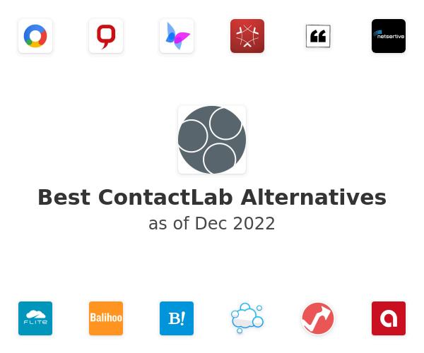 Best ContactLab Alternatives