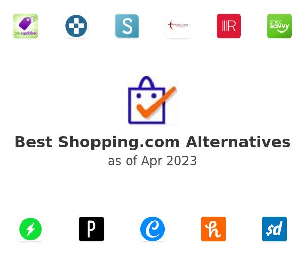 Best Shopping.com Alternatives