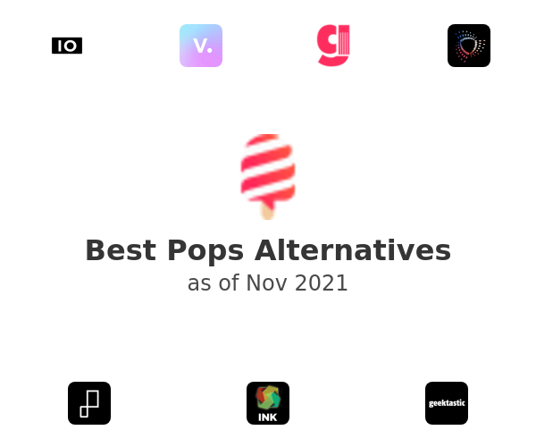 Best Pops Alternatives