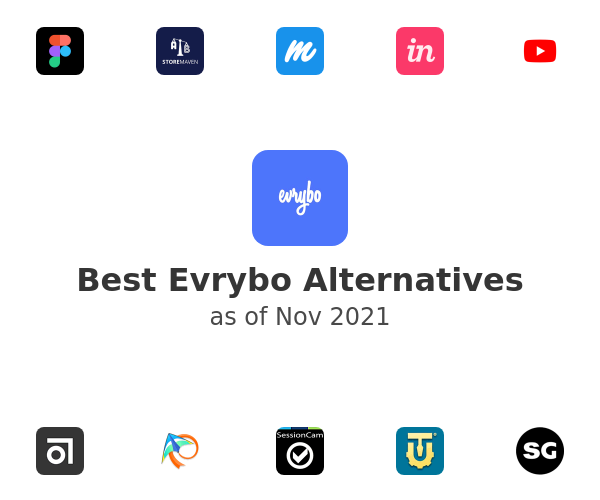 Best Evrybo Alternatives