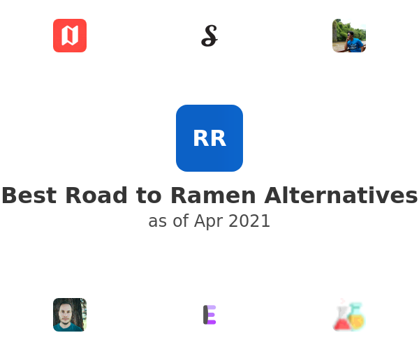 Best Road to Ramen Alternatives