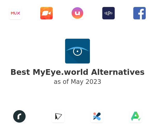 Best MyEye Alternatives