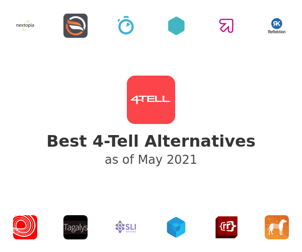 Best 4-Tell Alternatives