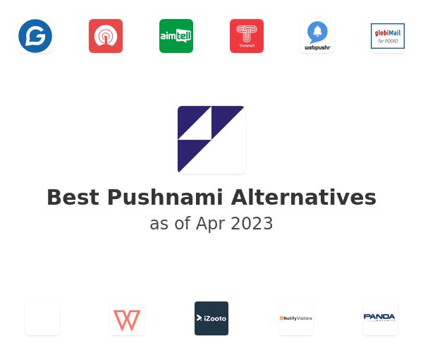 Best Pushnami Alternatives
