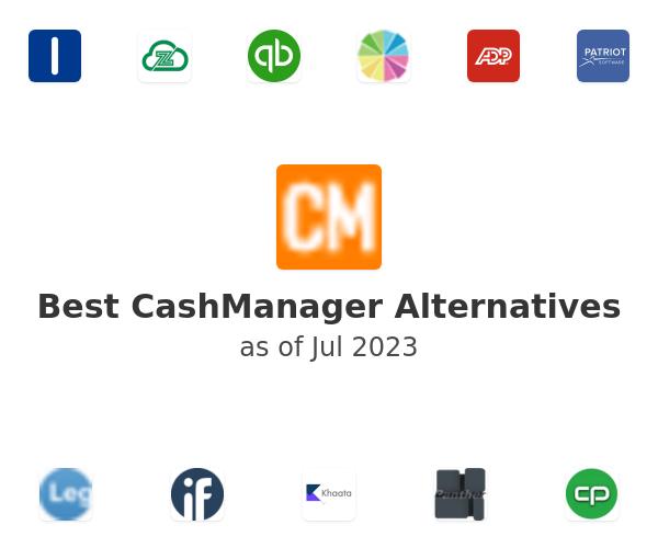 Best CashManager Alternatives