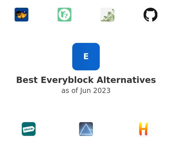 Best Everyblock Alternatives