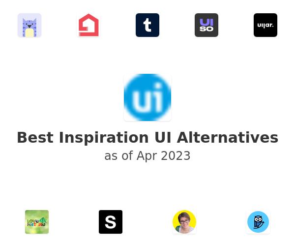 Best Inspiration UI Alternatives