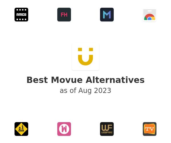 Best Movue Alternatives
