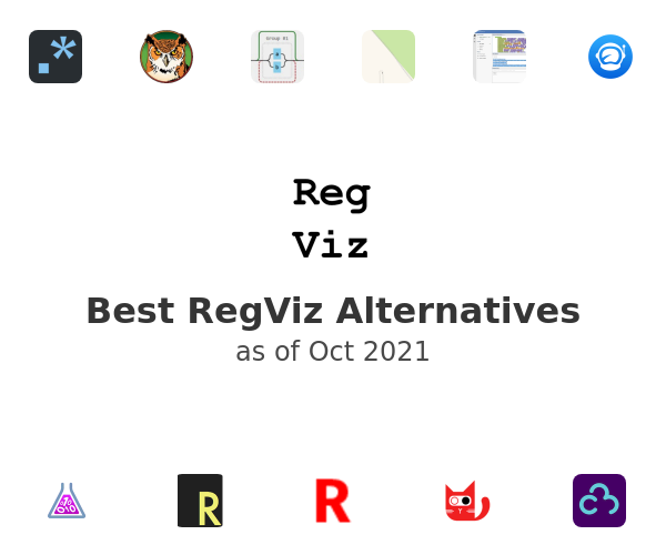 Best RegViz Alternatives