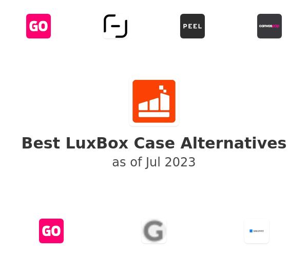 Best LuxBox Case Alternatives