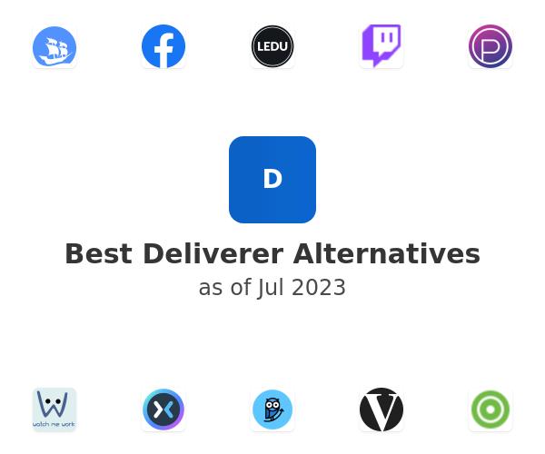 Best Deliverer Alternatives