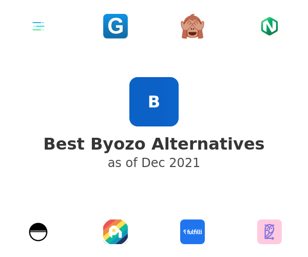 Best Byozo Alternatives