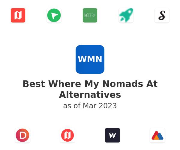 Best Where My Nomads At Alternatives