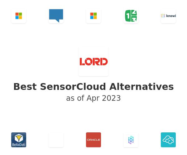 Best SensorCloud Alternatives