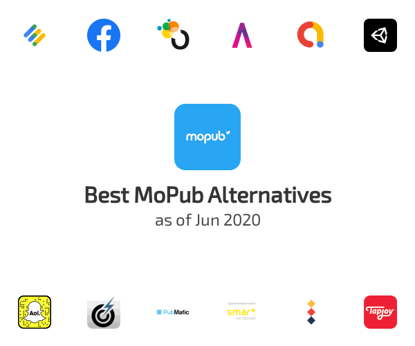 Best MoPub Alternatives