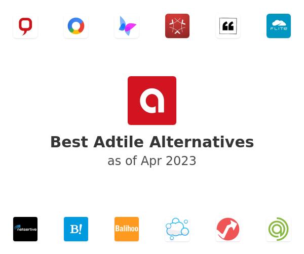 Best Adtile Alternatives
