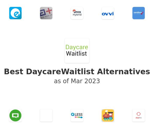 Best DaycareWaitlist Alternatives