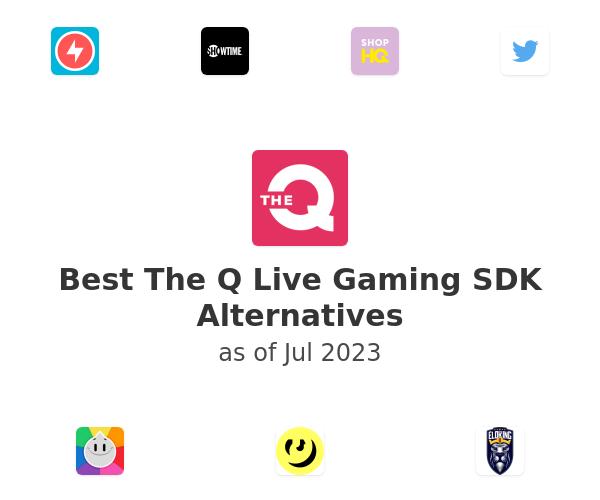 Best The Q Live Gaming SDK Alternatives