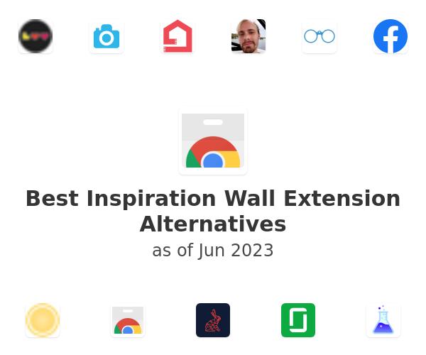 Best Inspiration Wall Alternatives