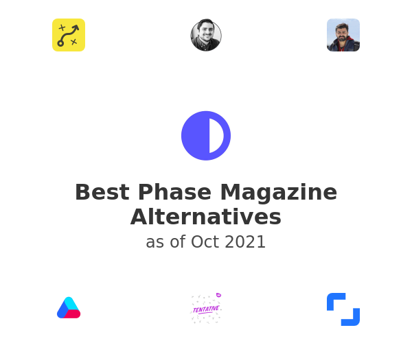Best Phase Magazine Alternatives