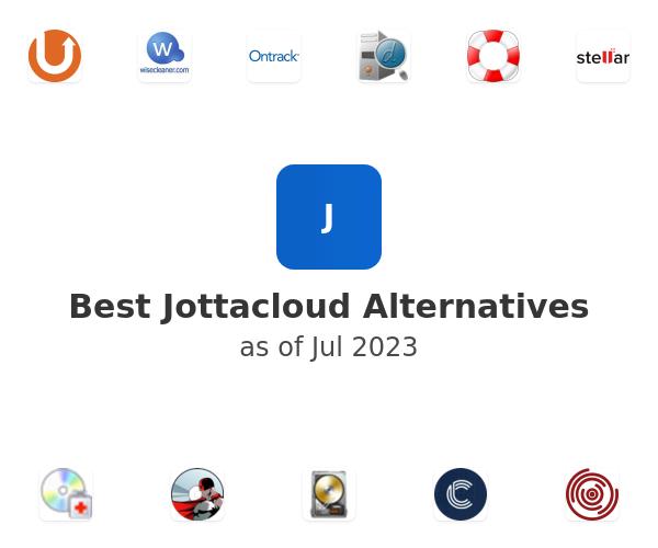 Best Jottacloud Alternatives