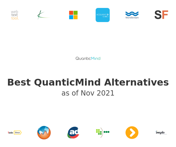 Best QuanticMind Alternatives