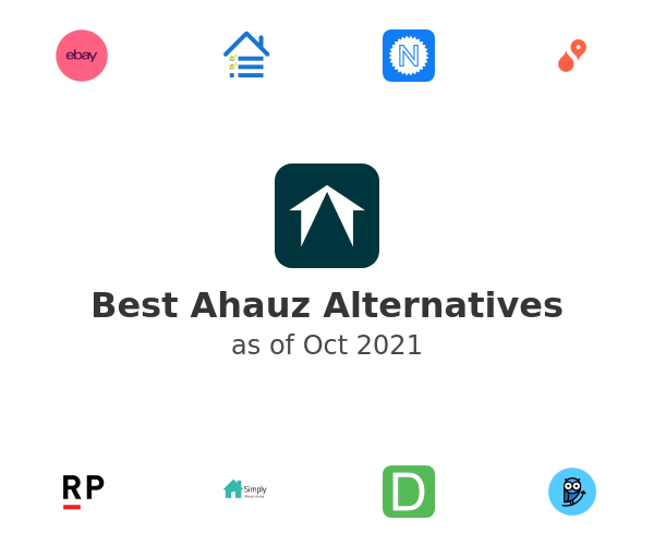 Best Ahauz Alternatives