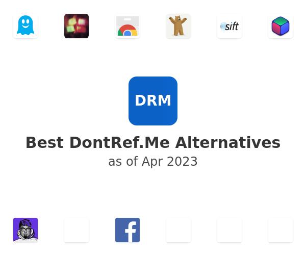 Best DontRef.Me Alternatives