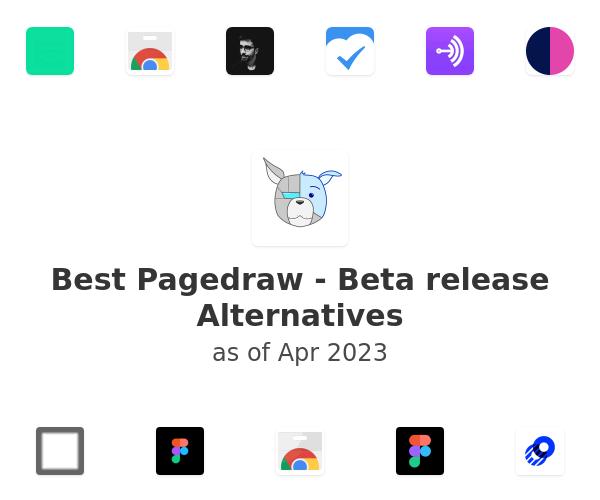 Best Pagedraw - Beta release Alternatives