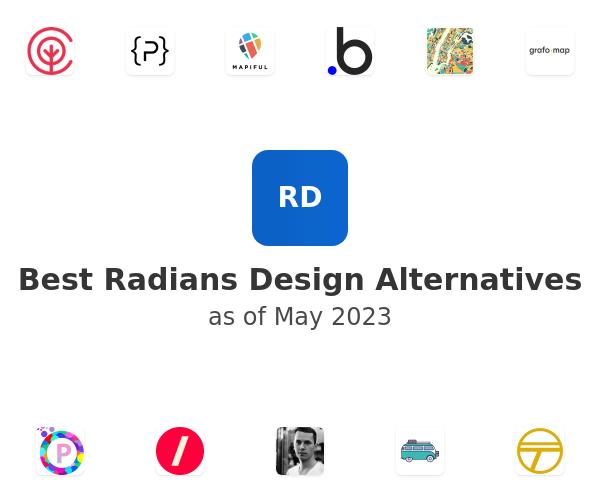 Best Radians Design Alternatives