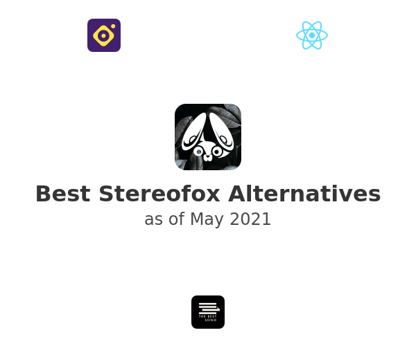 Best Stereofox Alternatives