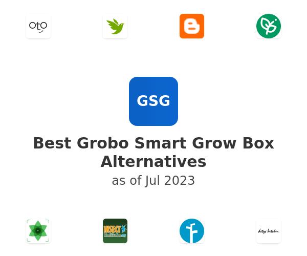 Best Grobo Smart Grow Box Alternatives