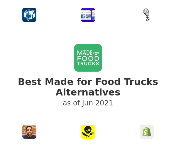 Best Made for Food Trucks Alternatives