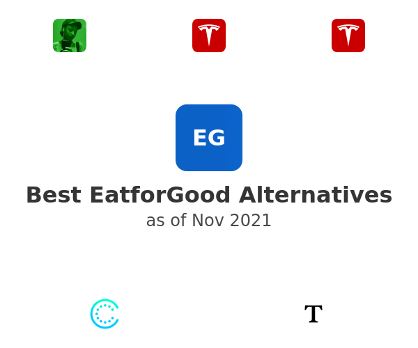 Best EatforGood Alternatives