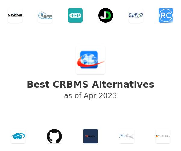 Best CRBMS Alternatives