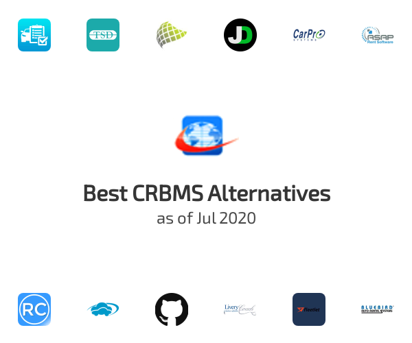 Best CRBMS Alternatives