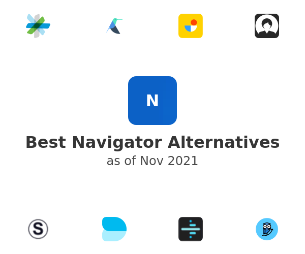 Best Navigator Alternatives