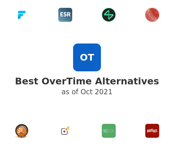 Best OverTime Alternatives