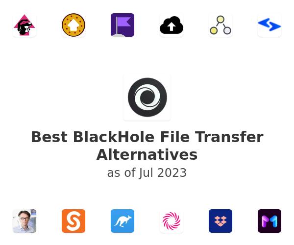Best BlackHole File Transfer Alternatives