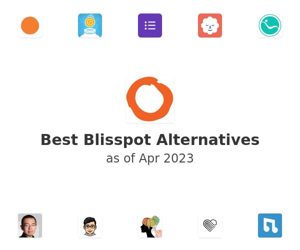 Best Blisspot Alternatives