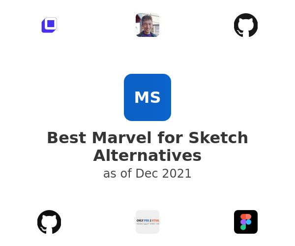 Best Marvel for Sketch Alternatives