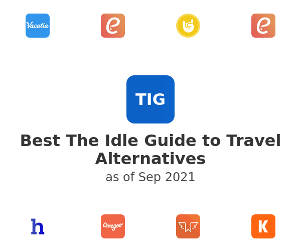 Best The Idle Guide to Travel Alternatives