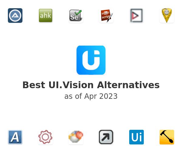 Best UI.Vision Kantu Alternatives