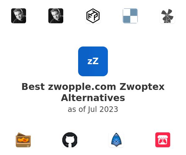 Best Zwoptex Alternatives