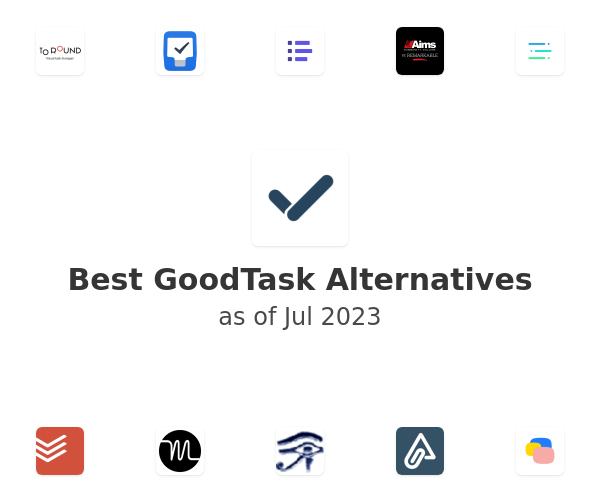 Best GoodTask Alternatives