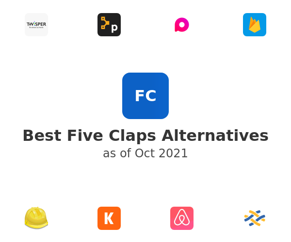 Best Five Claps Alternatives
