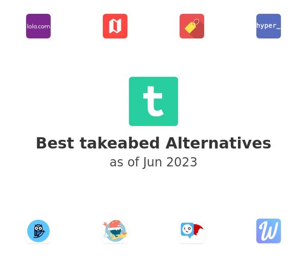 Best takeabed Alternatives