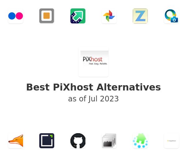 Best PiXhost Alternatives