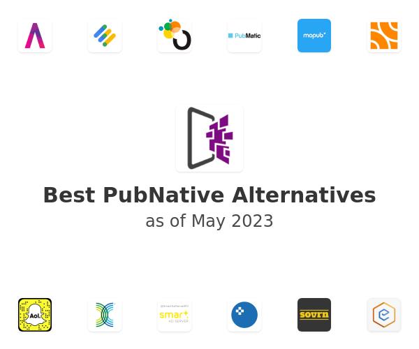 Best PubNative Alternatives