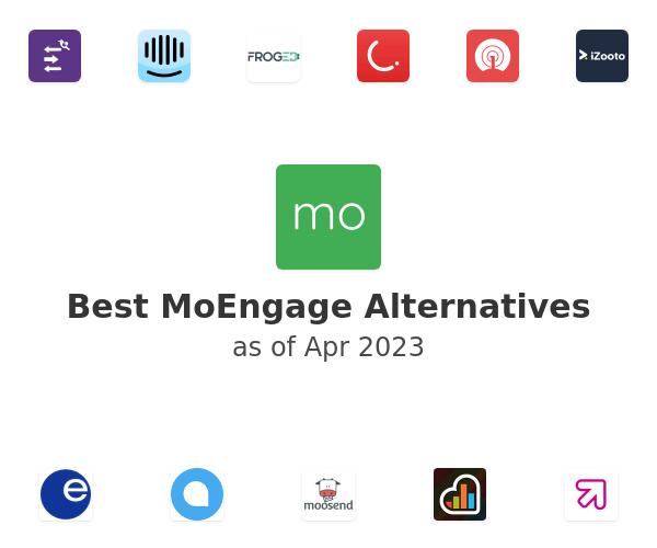 Best MoEngage Alternatives